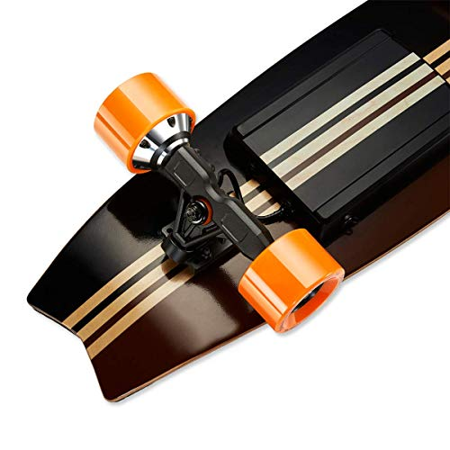 MEEPO Board Electric Skateboard Campus 2.0 (13 Mile Range & 18 Mph Speed), Wood by MEEPO (Image #2)