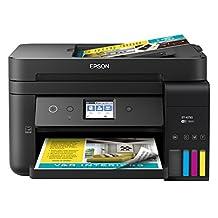 Epson ET-4750 Color Photo Printer with Scanner Copier & Fax