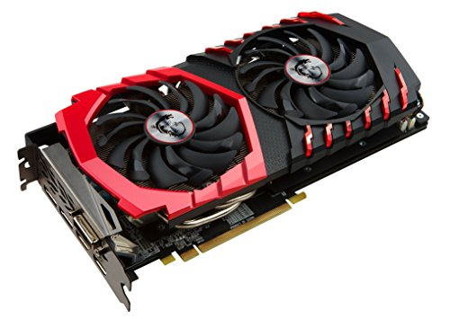 MSI RX 580 Gaming X 8G Radeon RX 580 GDDR5 8GB Crossfire VR Ready FinFET  DirectX 12 Graphics Card