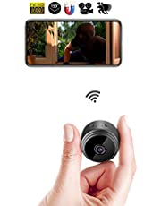 Eternal Eye WiFi mini telecamera nascosta spia wireless telecamera IP HD 1080p