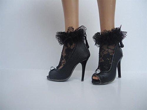 """Shoes for 16"""" Ellowyne Wilde/Antoinette doll (G-2018-90)"""