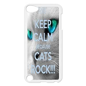 BECAUSE CATS Phone Case FOR Ipod Touch 5 FNWT-L879238