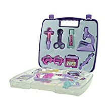 Aipark Kids Role Play Set With Doctor Nurses Medical Toy Kit / Pretend Play Tools