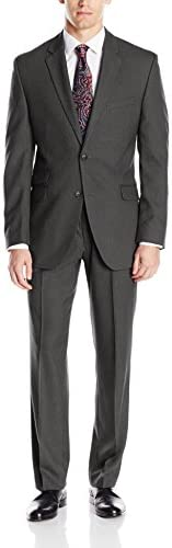 Perry Ellis Mens Slim Hemmed