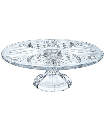Marquis By Waterford Newberry Footed Cake Plate (Waterford Plate Cake)