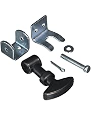 Buyers Products WJ202 Truck and Trailer Rubber Hood Latch, Regular