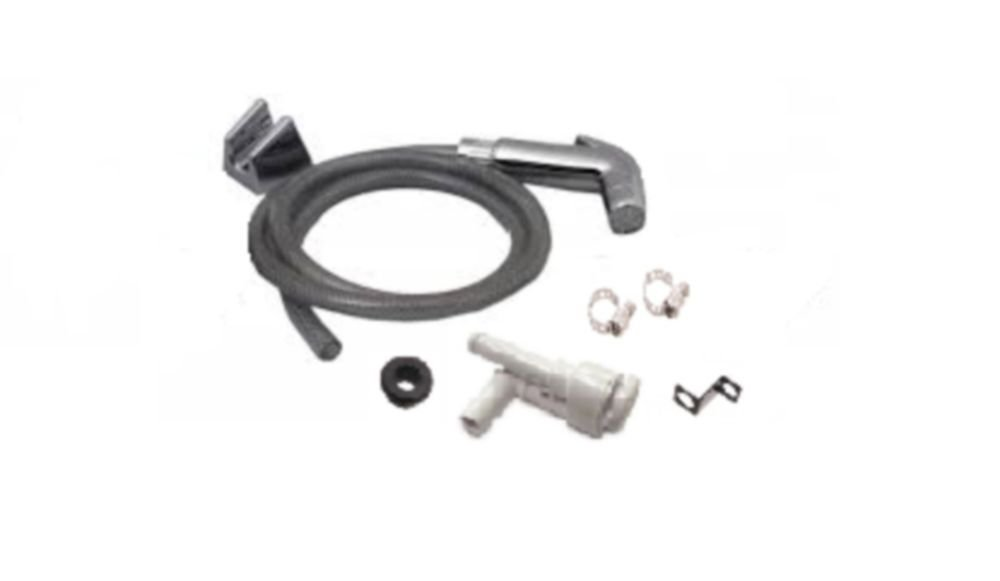 Dometic 385319056 Vacuum Breaker and Hand Sprayer Kit D1309006
