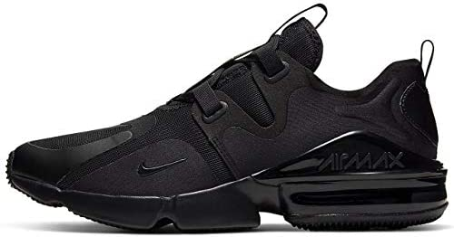 Nike Men s Air Max Infinity Sneakers Black Black BQ3999 004
