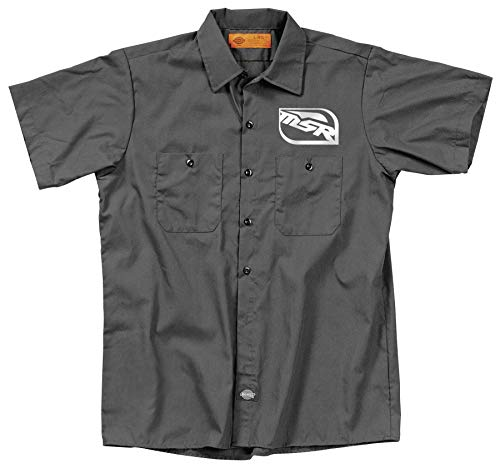 MSR MSR Rep Shirt , Gender: Mens/Unisex, Primary Color: Gray, Size: Md, Distinct Name: Gray XF-1-34-7944