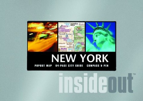 Download Insideout New York City Guide: Popout Map (Insideout City Guide: New York) ebook