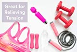 Luna Rechargeable Personal Wand Massager - 20
