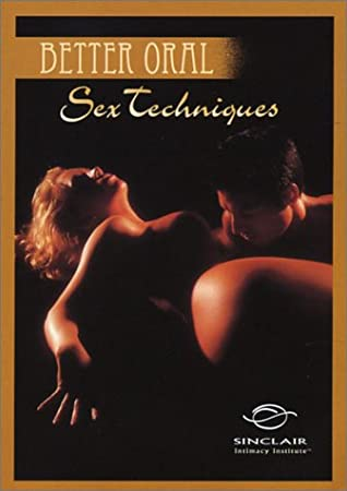 Better oral sex techniques dvd — 9