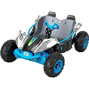 Power Wheels Dune Racer, Chrome