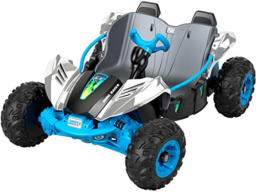 Power Wheels Dune Racer, Chrome
