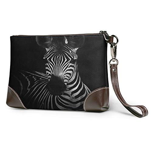 Women's Leather Zipper...