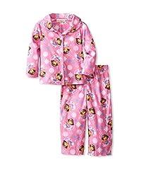 Nickelodeon Girls Dora Pajama Set