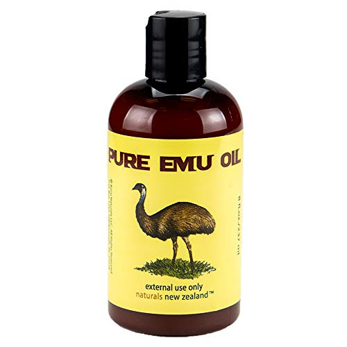 Emu Oil Pure Premium Golden 8 Ounces (Best Coconut Oil Nz)