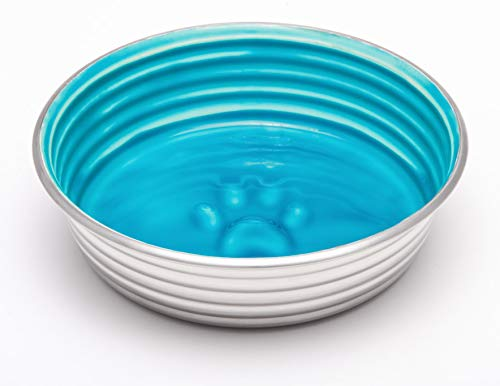 Loving Pets Le BOL Dog Bowl, X-Small, Seine Blue