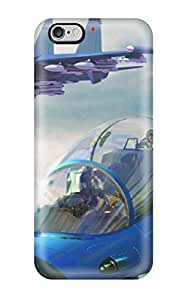 Andre-case New Jet Fighter Skin case cover Shatterproof case cover DbXPceWfNBb For Iphone 5 5s With Free Screen Protector