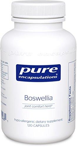 Pure Encapsulations Boswellia Discomfort Capsules
