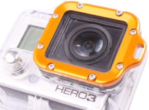 Depro de aluminio Lanyard anillo de montaje para GoPro Hero 3 ...