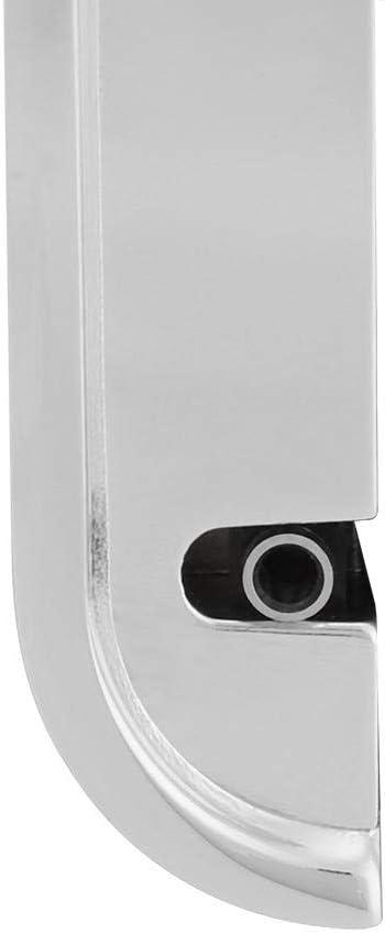 ZD206 Silver Jeffergarden Sensor Inteligente Cerradura electr/ónica Gabinete Inteligente Sensor de caj/ón Cerradura de Tarjeta Oficina en el hogar