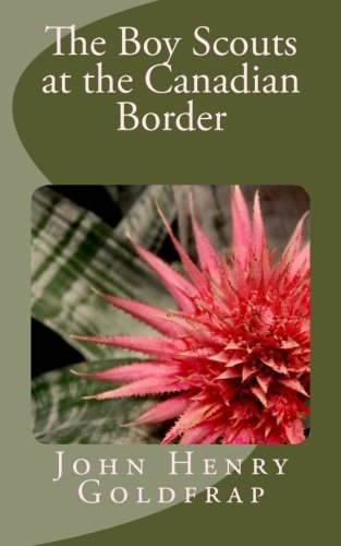 Read Online The Boy Scouts at the Canadian Border pdf