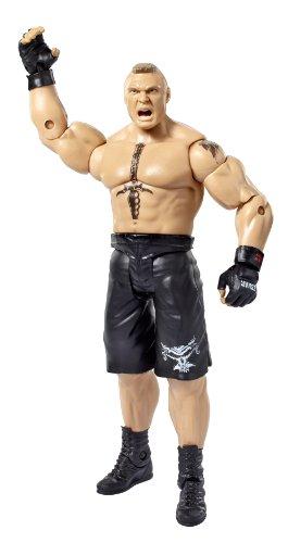 WrestleMania Brock Lesnar Action Figure