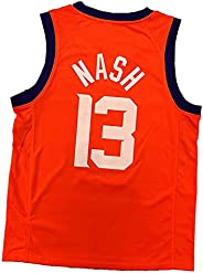 2021 Suns 13# Nash Basketball Jerseys for Men Women, City Edition Mesh Breathable Sleeveless Fashion Tops