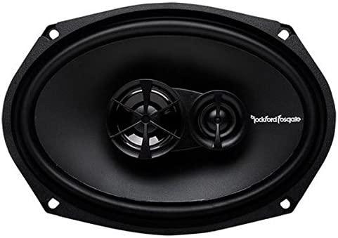 3-Way Full Range Speakers