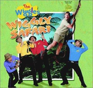 Wiggly Safari (Starring The Crocodile Hunter, Steve Irwin) (The Wiggles Its A Wiggly Wiggly World)
