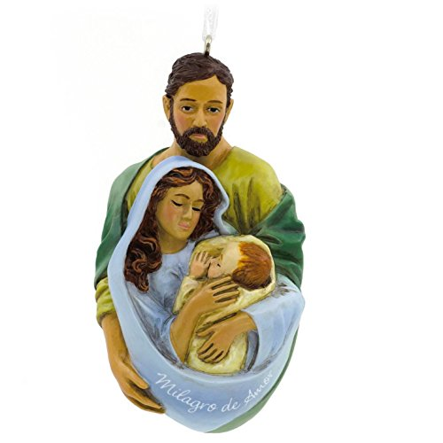 Nativity Tree Ornament - Hallmark VIDA Nativity Spanish Christmas Ornament