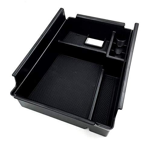 Scatola Portaoggetti del Bracciolo Central Console Armrest Storage Box per Romeo Stelvio 2017 automatico