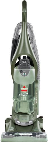 BISSELL 3990 Total Floors Velocity Bagless Upright Vacuum Cleaner