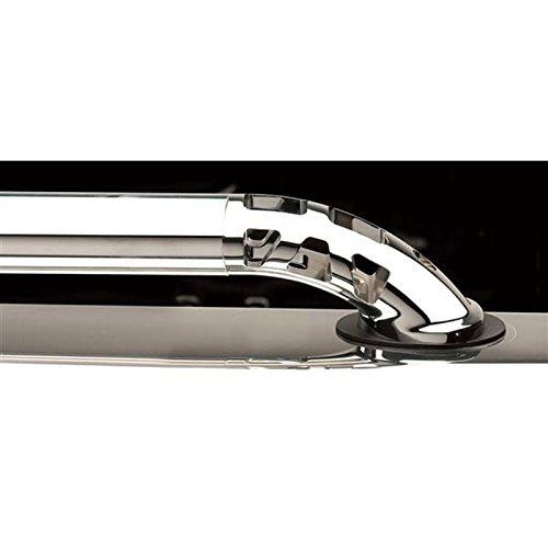 Putco Polished Stainless Steel Universal Side Rails Fullsize Short Box