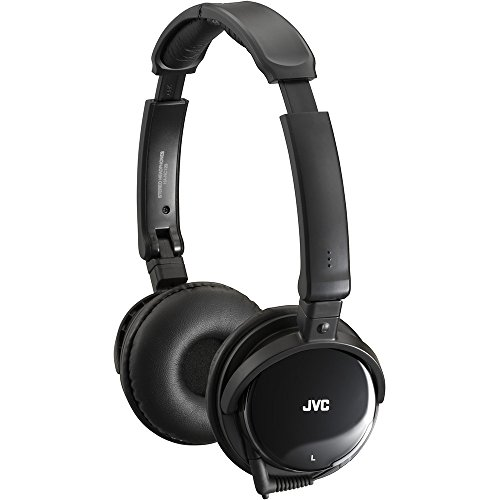 JVC HA-NC120 Noise-canceling Headphones