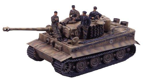 Tamiya 1/35 German Tiger 1 Tank Late Version w/Crew