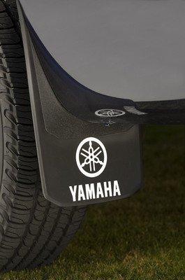 Yamaha SMA-MUDFP-BK-00 YAMAHA MUDFLAPS; SMAMUDFPBK00 Made by Yamaha