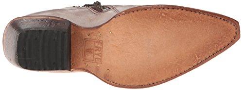 Frye Vrouwen Sacha Moto Shootie Western Boot Fawn-78001