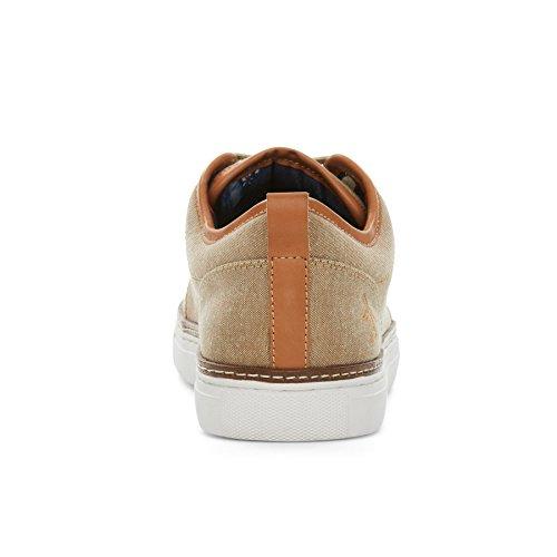 Original Penguin Men's Carlin Sneaker, Sand Chambray Sand