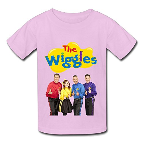 The Wiggles T Shirt For Big Youth'