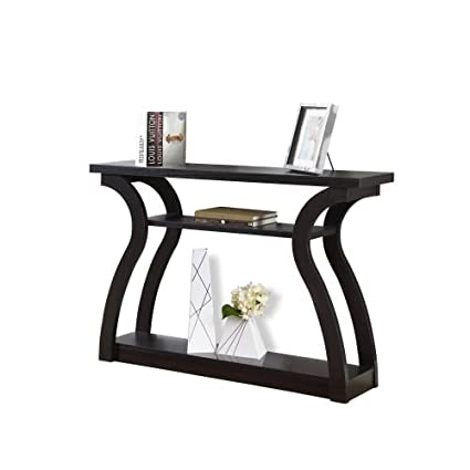 Remarkable Amazon Com Unique Entryway Foyer Accent Sofa Console Table Ibusinesslaw Wood Chair Design Ideas Ibusinesslaworg