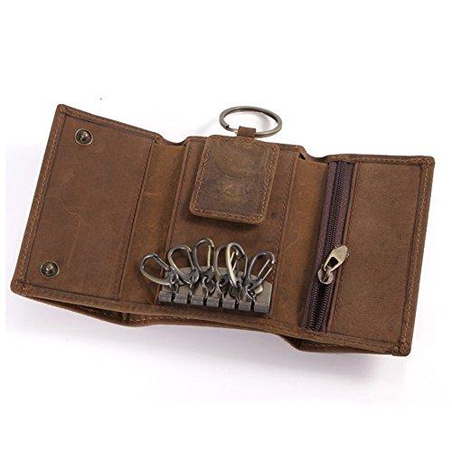 Fold Id Chain Wallet - 5