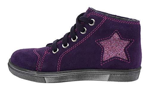Pour Kinderschuhe Blackberry Baskets Fuchsia Richter Fille Violet gzqE6dw