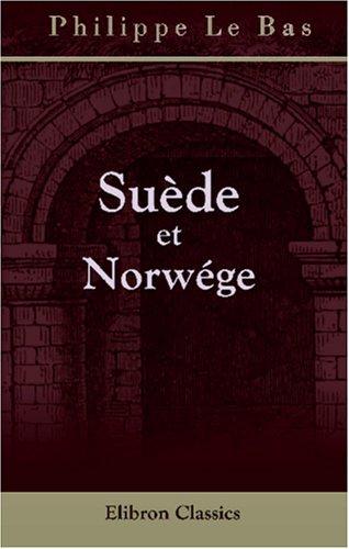 Suède et Norwége (French Edition) ebook