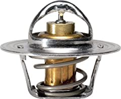 The Stant SuperStat Themostat out performs the Original Equipment themostat. Unlike the OE themostats that continually open and close to achieve the proper operation temperature and flood the engine with coolant, the Stant SuperStat has a pat...