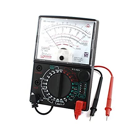 TY-960 Voltage Current Tester Analog Multimeter Testing Tool