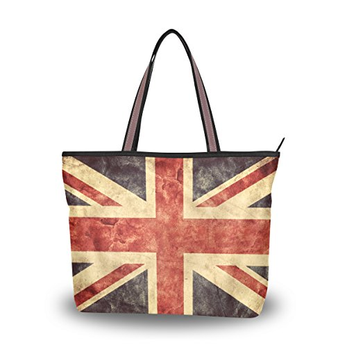 Vintage UK Flag Women's...