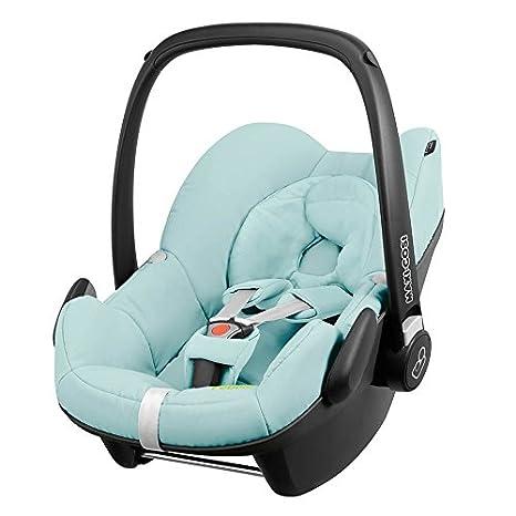 Maxi-Cosi Pebble grupo 0 + - Silla de bebé para coche + adaptador Bugaboo Bee Set: Amazon.es: Bebé