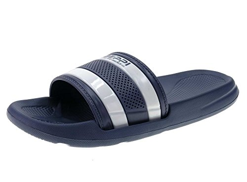 Beppi BLUE shoes Blue flip bathing flop BBFAw01q